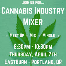 portland cannabis industry mixer
